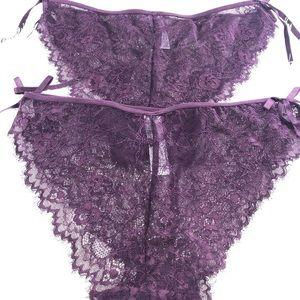 Intimates & Sleepwear - 🌵 NWOT Woman's Mae Lace Panties 2 Pack